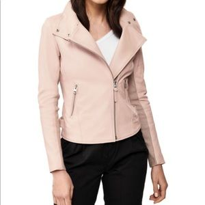 MACKAGE Leather Sandy R Moto Jacket sz M
